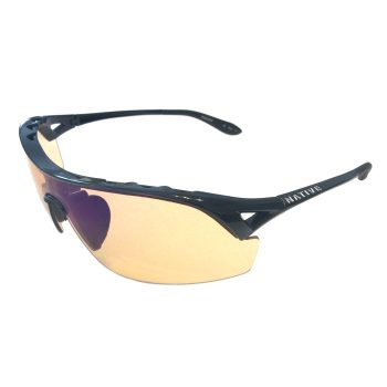 Native Eyewear Nova Sunglasses - Iron Black Frame - Sportflex Lens
