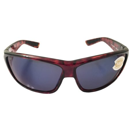 Costa Del Mar Cat Cay Sunglasses - Tortoise - POLARIZED Blue Mirror 580P