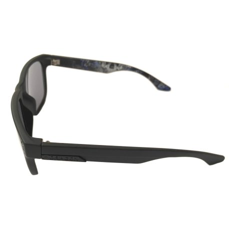 Dragon Alliance Monarch Asymbol Sunglasses - Matte Black Schoph Art - Gray Lens