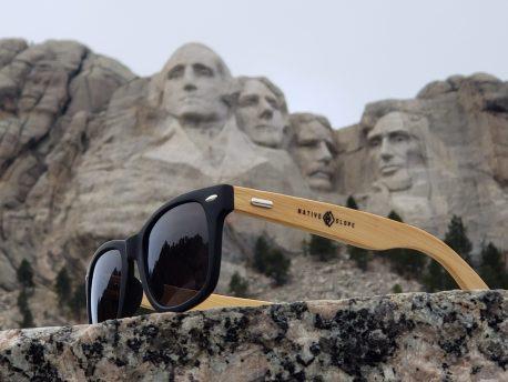 Nativeslope.com Bamboo Sunglasses