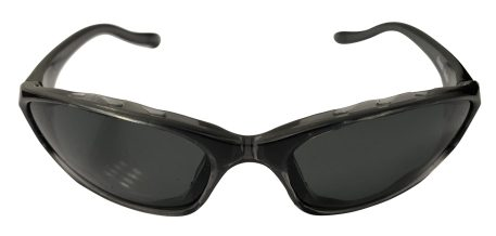 Native Eyewear Throttle Sunglasses - Smoke Frame - POLARIZED Gray Lens