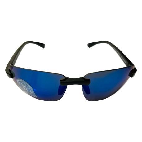 Kaenon Coto Sunglasses - Black Frame - POLARIZED Pacific Blue SR-91 Lens