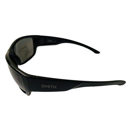 Smith Forge Sunglasses - Gloss Black Frame - Polarized Gray Green Lens
