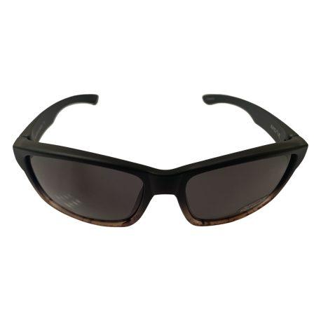 Suncloud Mayor Sunglasses - Matte Tortoise Fade Frame - Polarized Gray Lens