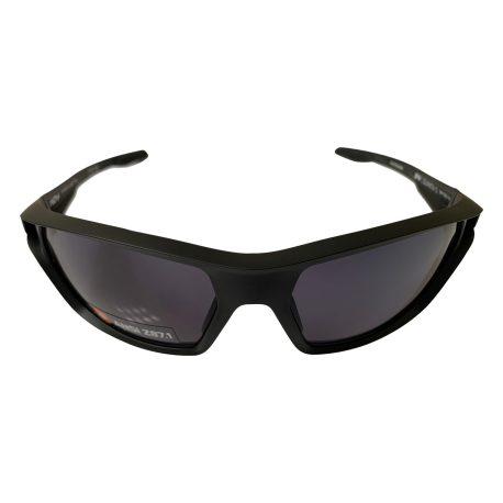 Spy Optic Quanta 2 Sunglasses - Matte Black Frame - Z87.1 ANSI RX HD Plus Gray Green Lens