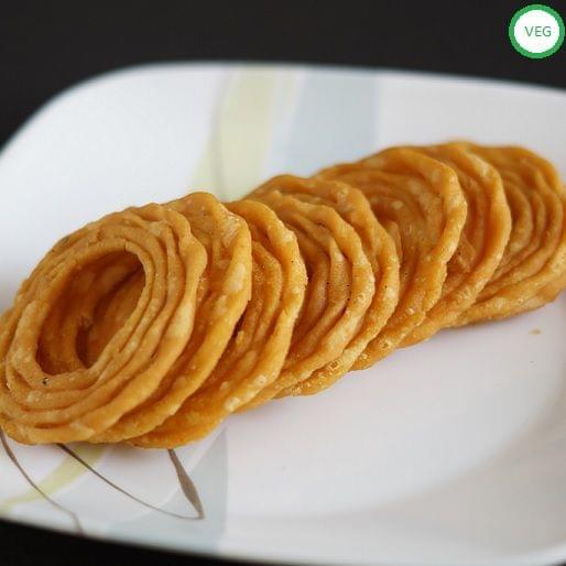 Manalmedu Murukku (Handmade Chakli)