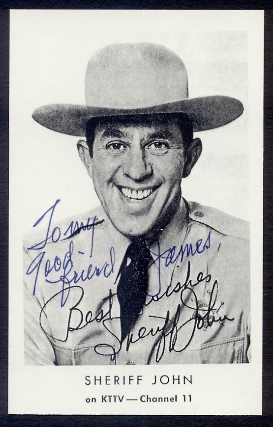 Sheriff John Rovick 93 Bye For Now Native To The Place