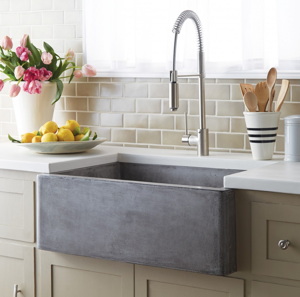 the history of the farmhouse sink from