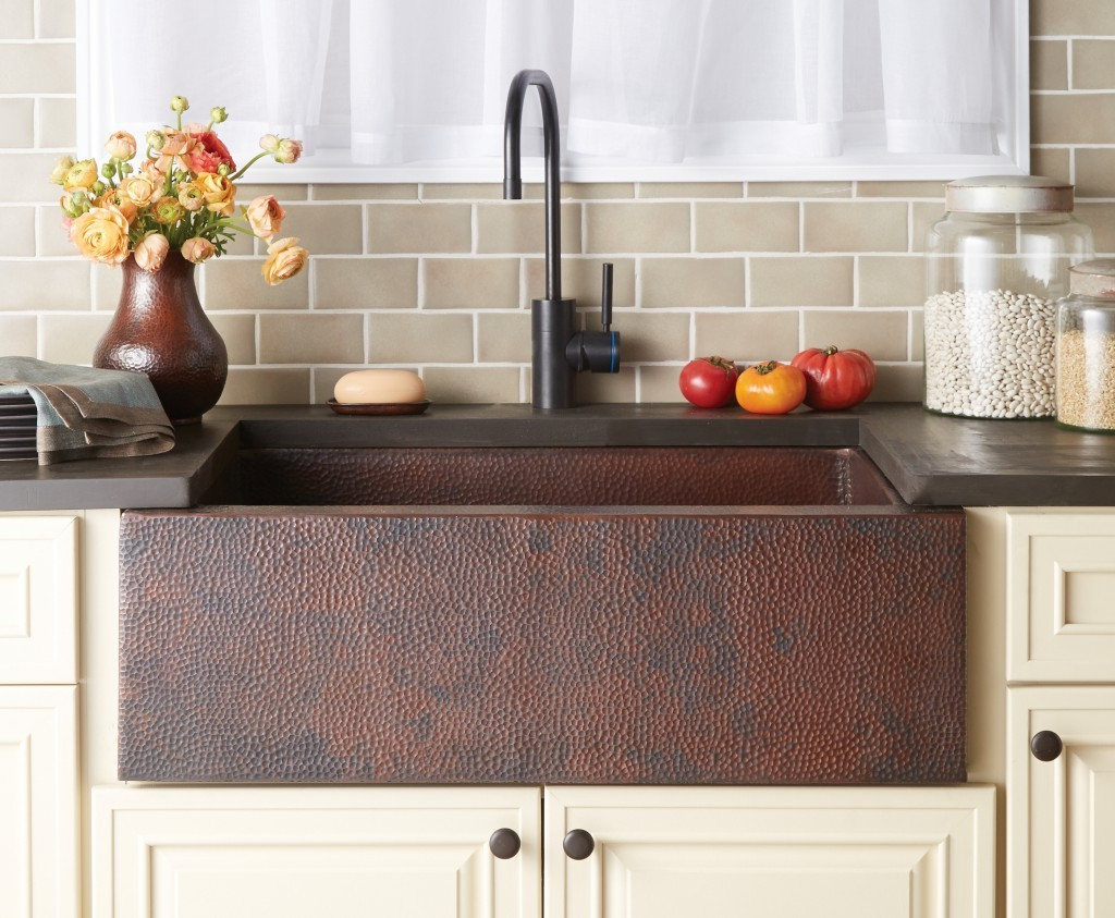 the benefits of an apron sink in the