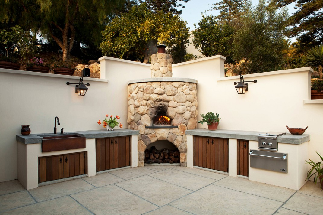 how to select an outdoor kitchen sink