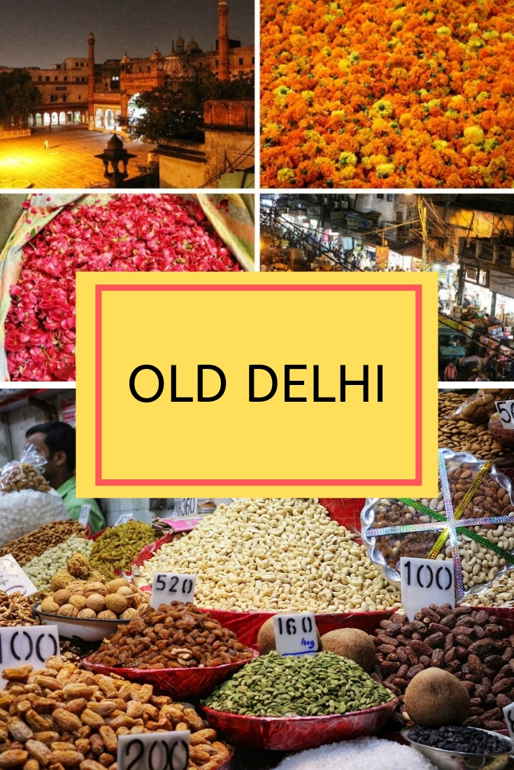 Old Delhi Food Tour India