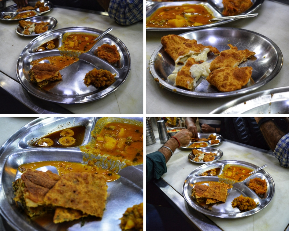 Paratha Delhi Food Walks