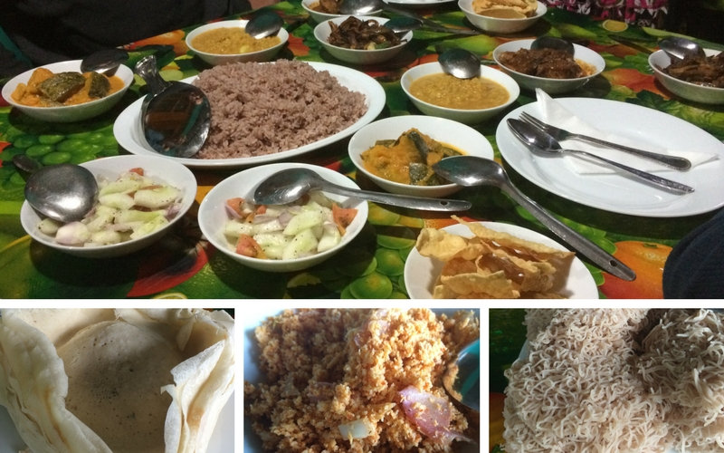 Sri Lankan Food NatnZin