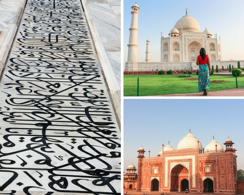An Instagrammable Travel Guide to Taj Mahal, Agra, India