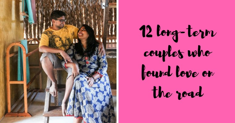 Stories of 12 Long-Term Couples Who Found Love on the Road