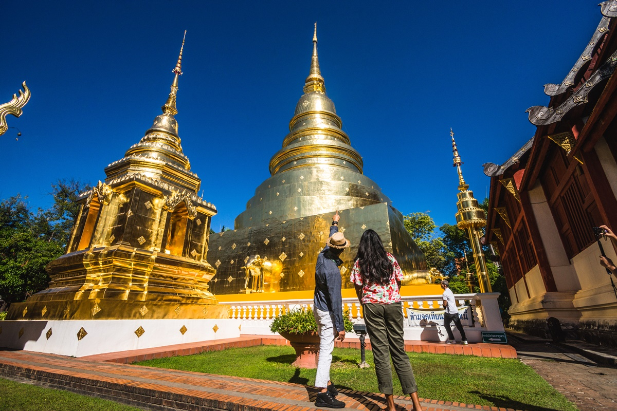 Temples, Lanna Cuisine and Plenty of Smiles in Chiang Mai, Thailand
