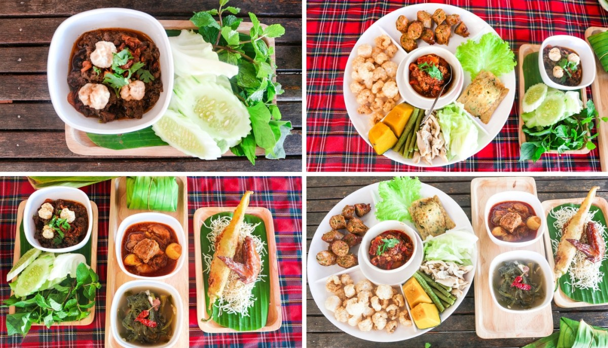 Lanna Food Thailand Take Me Tour NatnZinLanna Food Thailand Take Me Tour NatnZin