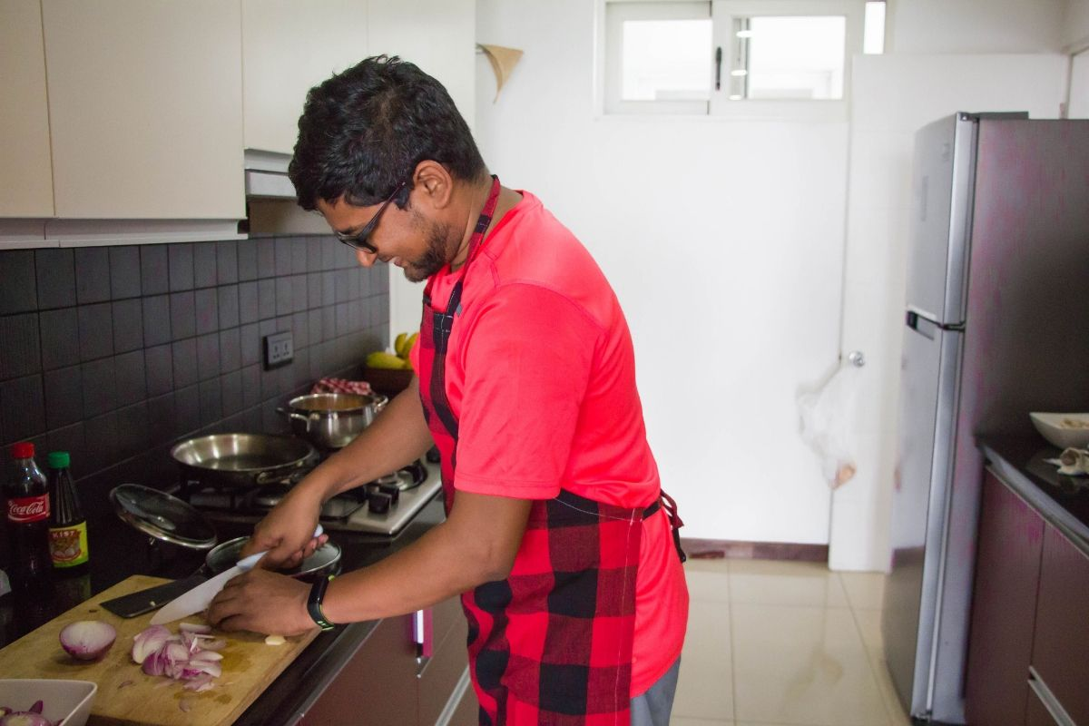 Cooking Class Colombo