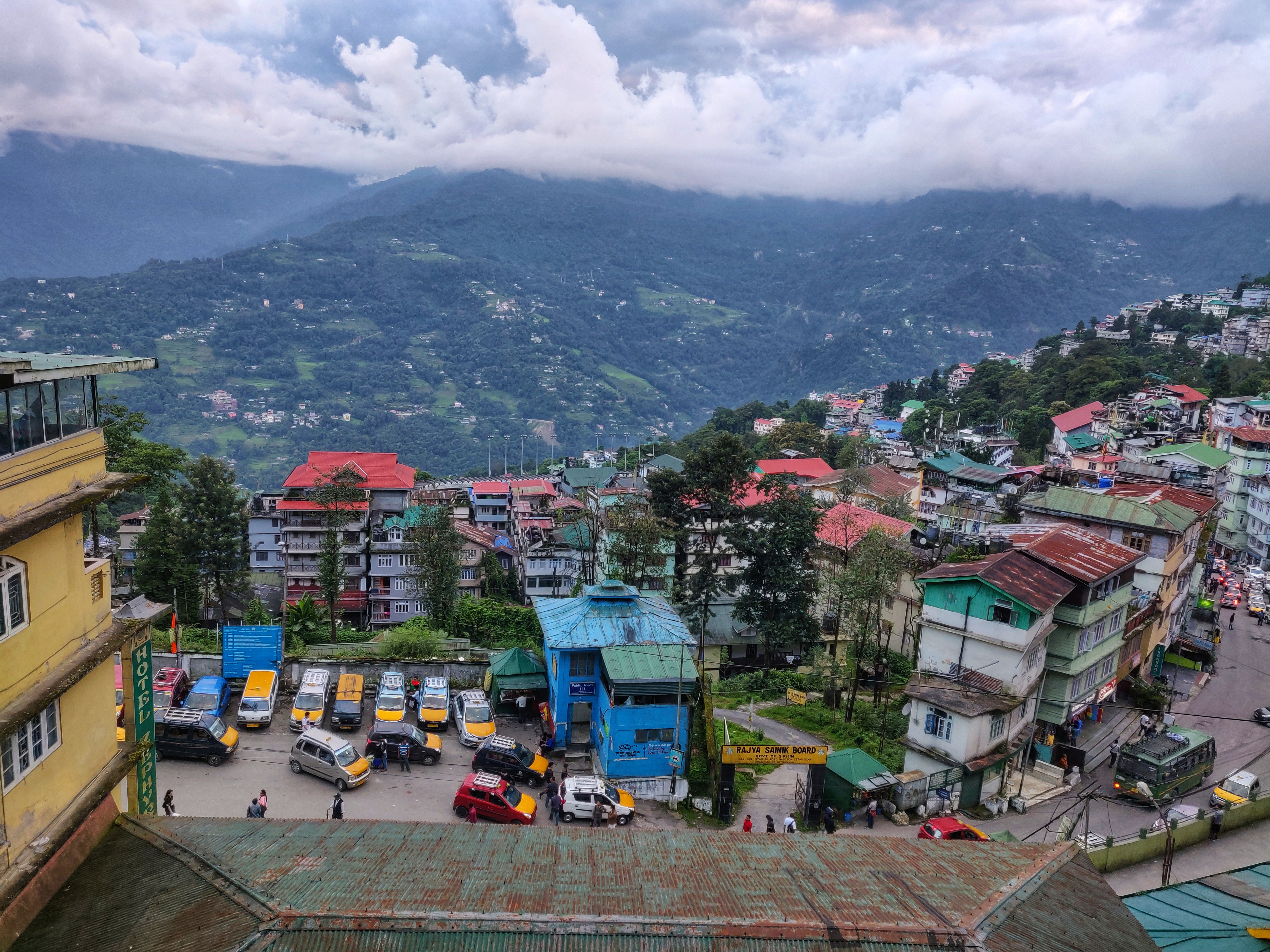 One Typho at a Time: Conversations Over Breakfast in Gangtok