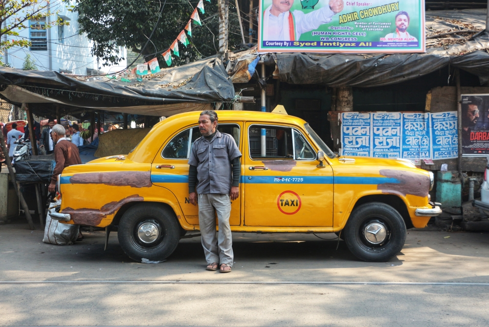 Kolkata Yellow Taxi