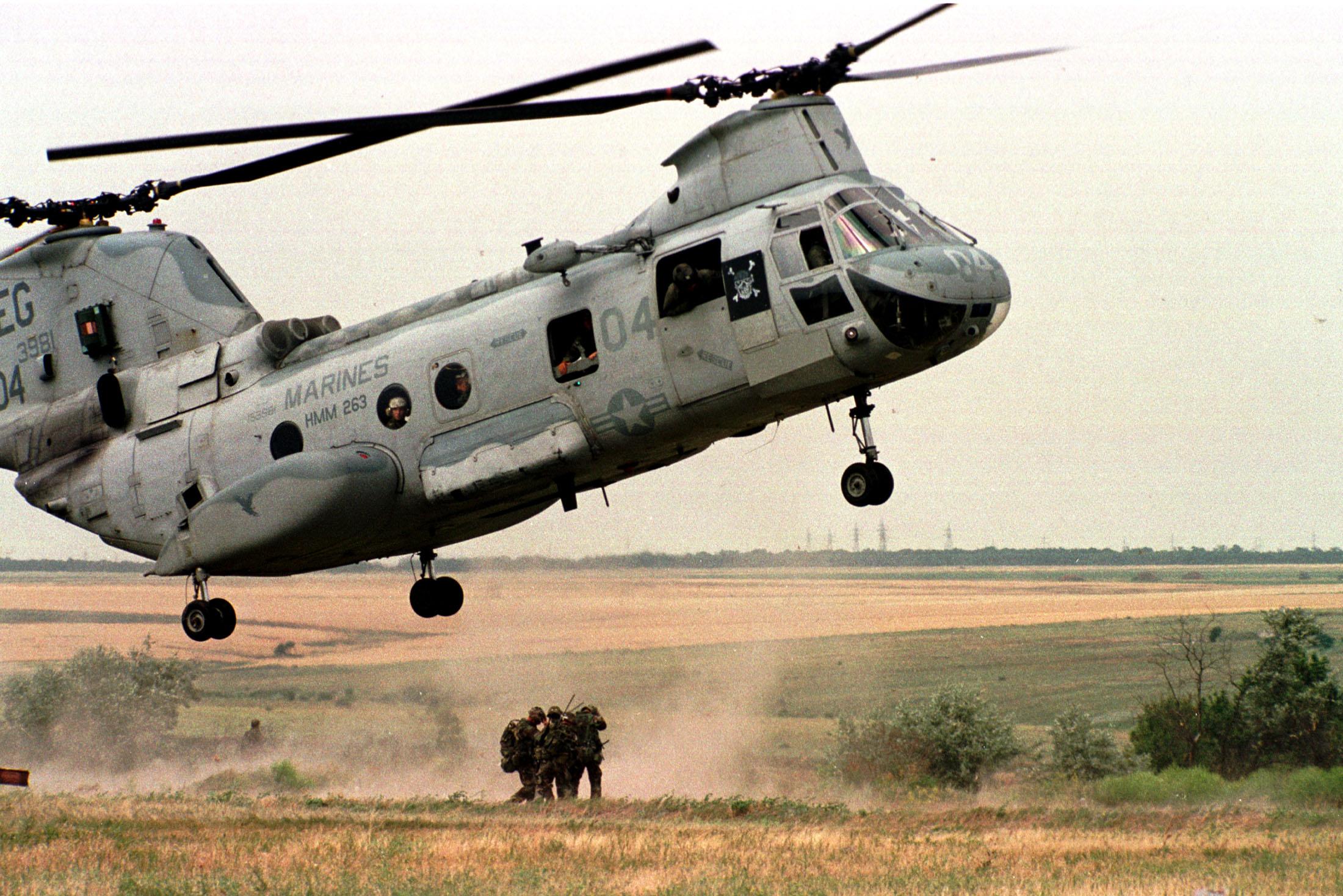 "NATO Media Library: Exercise ""Co-operative Partner 2000"