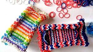 Paano Upang Hatiin ang Kaso para sa Phone Crochet Phone.