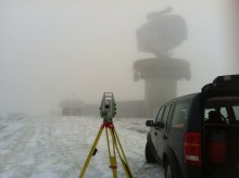 Working in all elements at Lowther