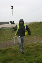 Working in all weathers