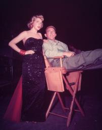 Rosemary Clooney & BIng Crosby in 'White Christmas'