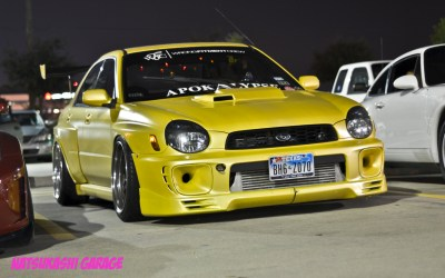 Eat Sleep Car Meet | Natsukashi Garage
