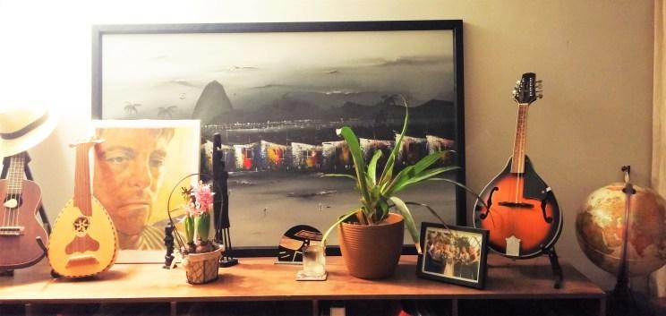 Natter with Sawyer - My flatmates stylish apartment