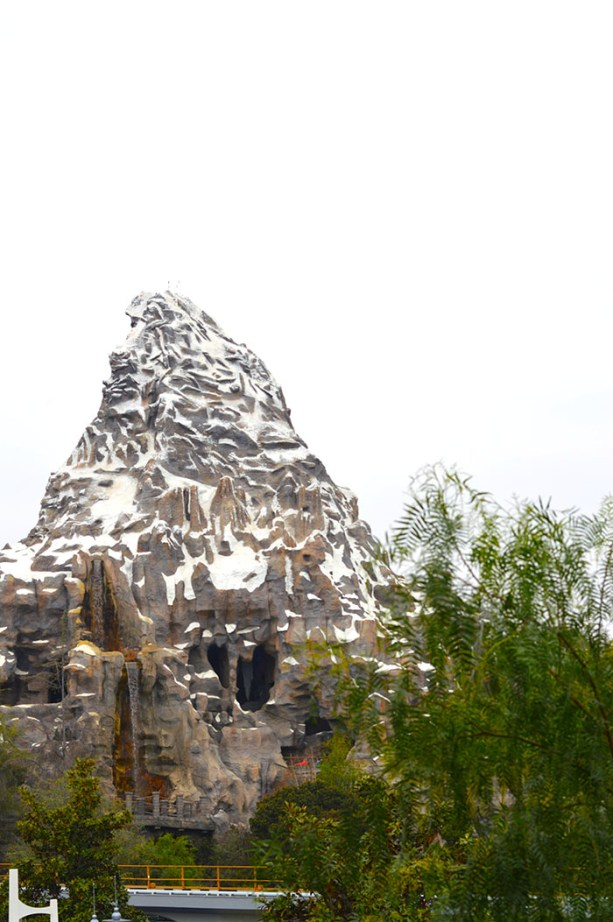 The Matterhorn Disneyland // Nattie on the Road