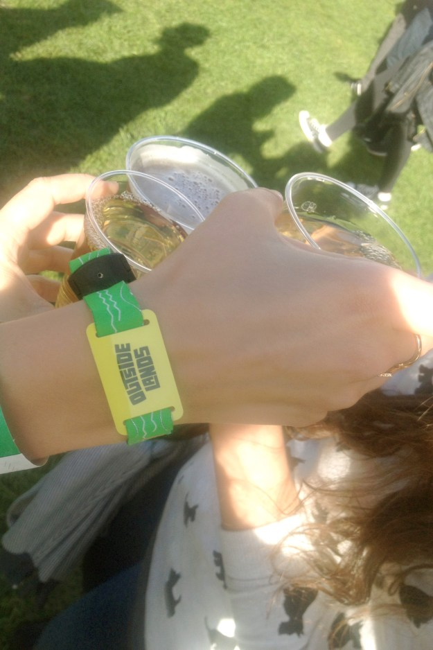 Wine Lands at Outside Lands // Nattie on the Road