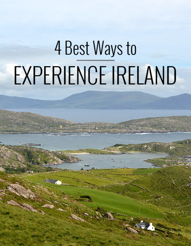 4 Best Ways to Experience Ireland // Nattie on the Road