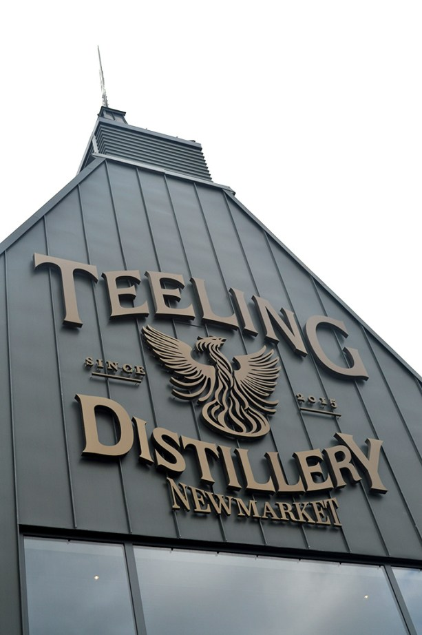 Teeling Distillery, Dublin, Ireland // Nattie on the Road