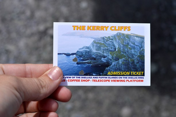 The Kerry Cliffs // Nattie on the Road