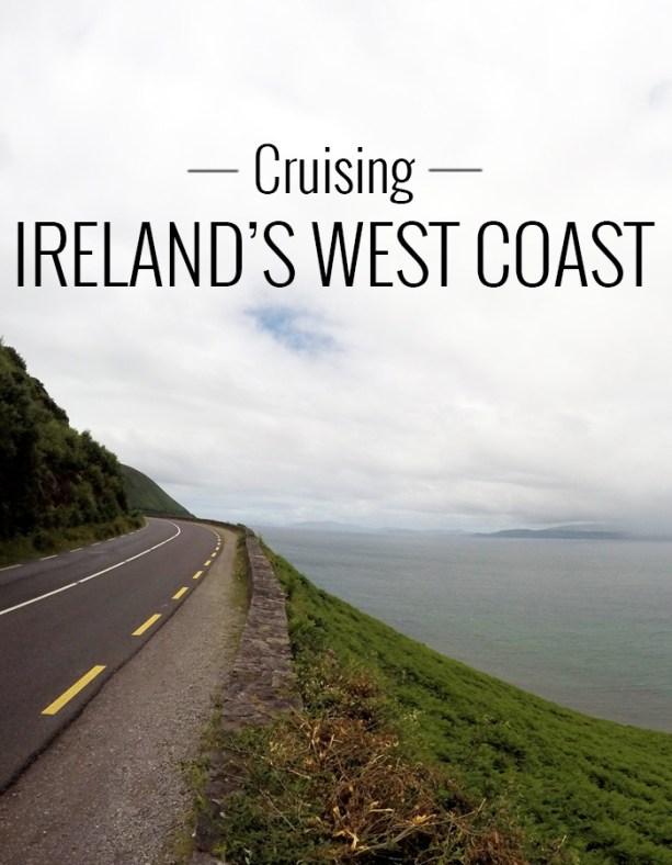 Cruising Ireland's West Coast // Nattie on the Road