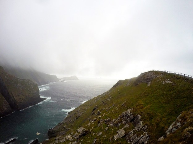 Cliffs of Kerry, Ireland // Nattie on the Road