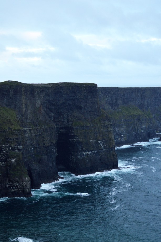 Cliffs of Moher, Ireland // Nattie on the Road