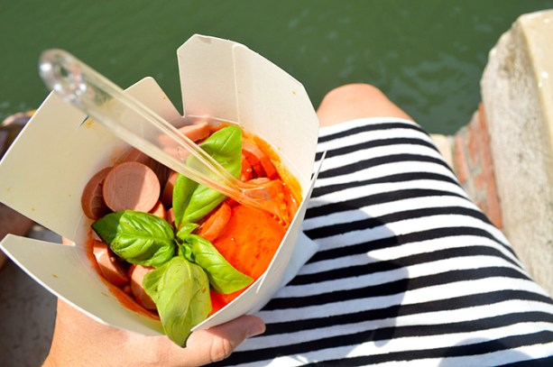 Find the best pasta in Venice // Nattie on the Road