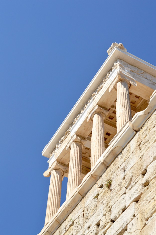 Even if you only have one day there is plenty to see in Athens // Nattie on the Road
