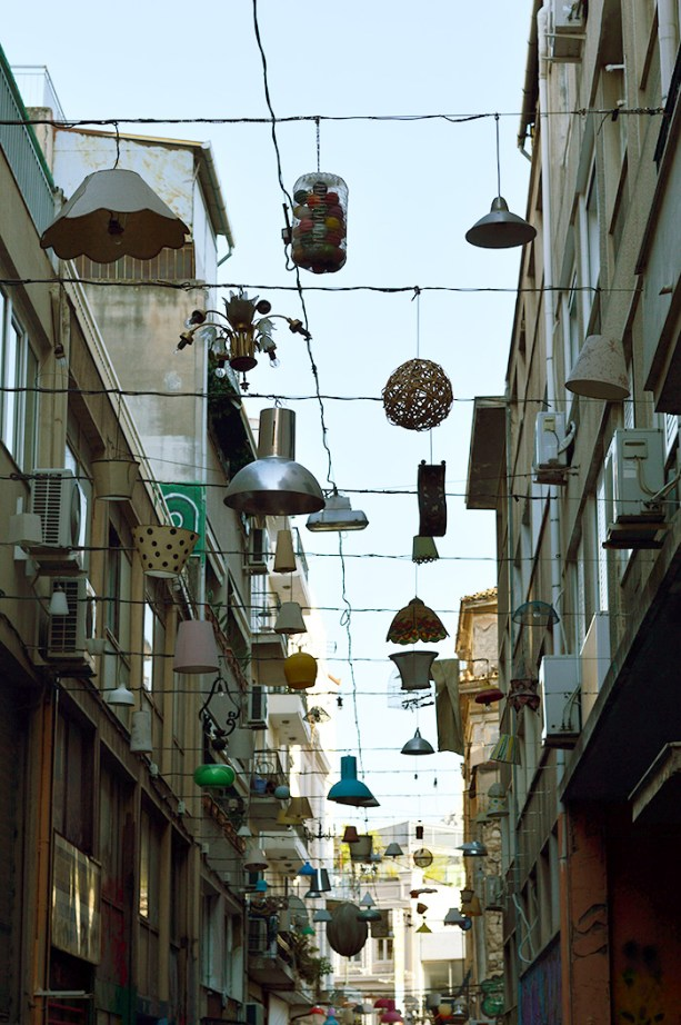 Walk the streets of Athens // Nattie on the Road