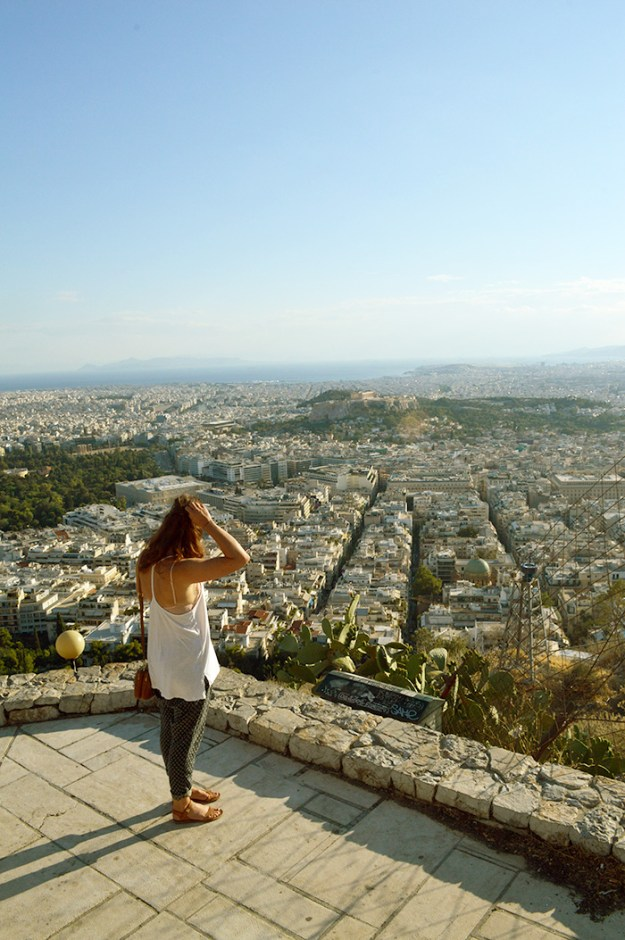 Athens City Guide // Nattie on the Road