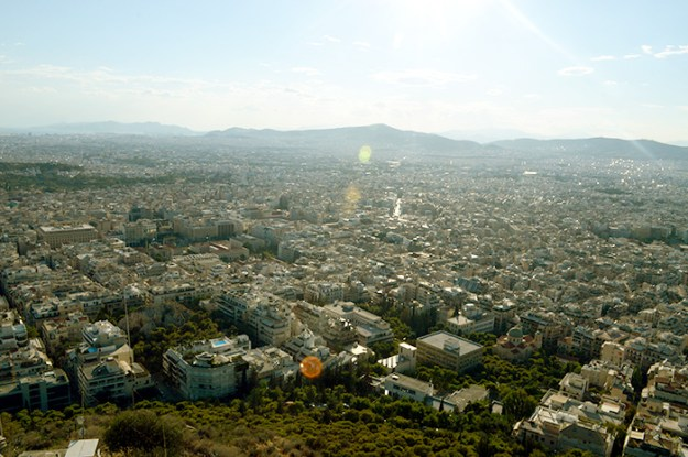 Views of Athens Greece // Nattie on the Road