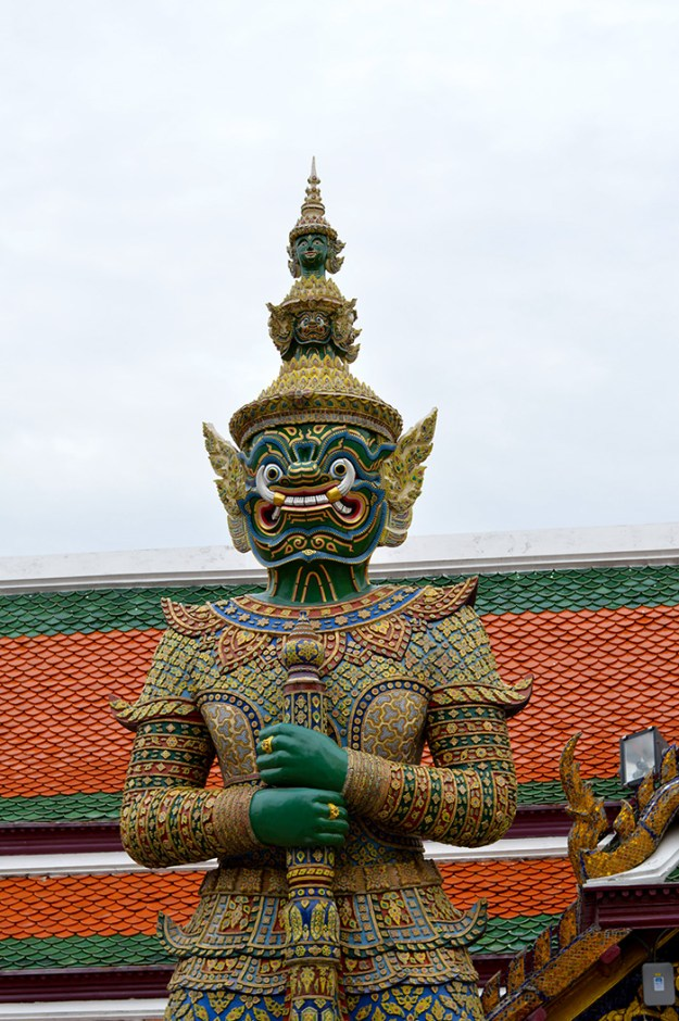 See the Grand Palace in Bangkok // Nattie on the Road