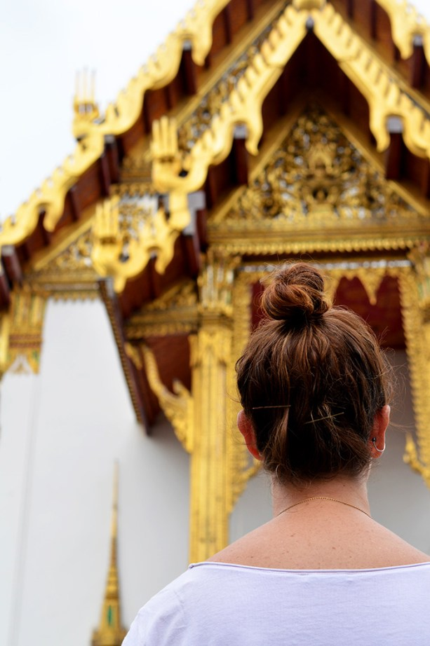 See the Grand Palace in Bangkok