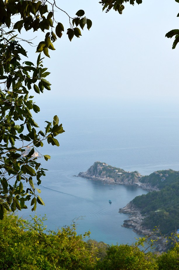 East side views of Koh Tao // Nattie on the Road