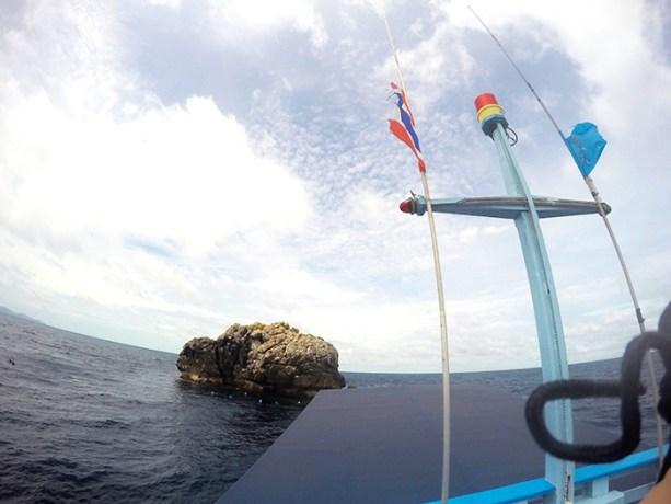 Sail Rock Koh Tao