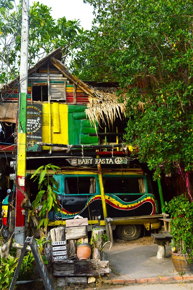 Baby Rasta - Koh Tao Thailand