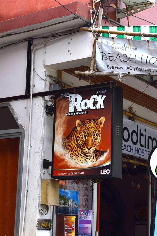 Rock Bar - Koh Tao Thailand